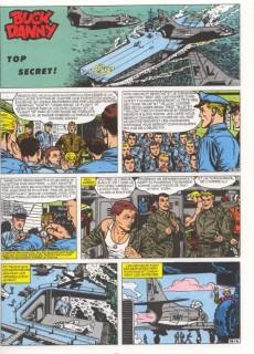 Extrait de Buck Danny -22c1980- Top secret