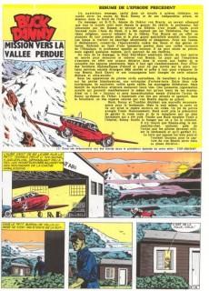Extrait de Buck Danny -23b1980- Mission vers la vallée perdue