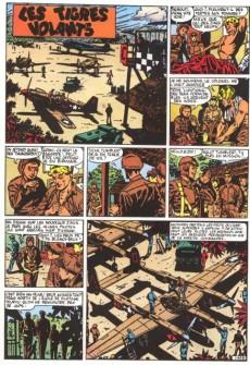 Extrait de Buck Danny -4c1977- Tigres volants