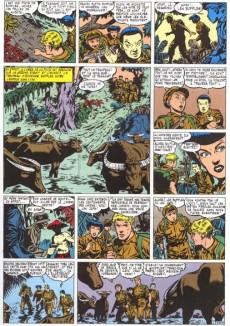 Extrait de Buck Danny -5c1979- Dans les griffes du Dragon Noir