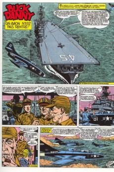 Extrait de Buck Danny -13c1980- Un avion n'est pas rentré