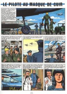 Extrait de Buck Danny -37a1980- Le pilote au masque de cuir
