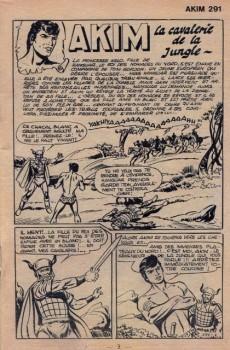 Extrait de Akim (1re série) -291- La Cavalerie de la Jungle