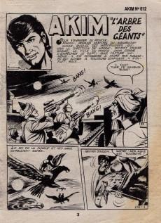 Extrait de Akim (1re série) -612- L'Arbre des Géants