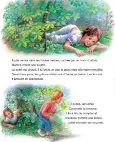 Extrait de Martine -59- Martine protège la nature