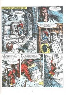 Extrait de Le chevalier blanc (BD Must) -11TL- L'héritier de la horde d'or