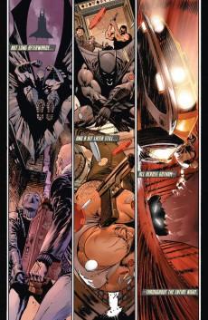 Extrait de Batman Eternal (2014)  -8- Guided by Darkness
