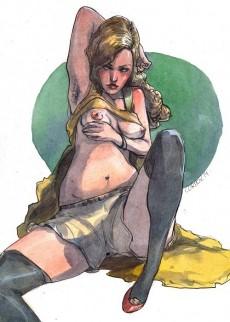 Extrait de L'assassin qu'elle mérite -INT TT1a- 1. Art Nouveau / 2. La fin de l'innoncence