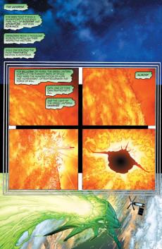 Extrait de Green Lantern: Rebirth (2004) -1- Blackest Night