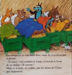 Extrait de Sylvain et Sylvette (Album pour les tout-petits - Le Lombard) -11- Les compères déménagent