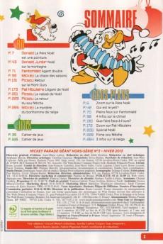 Extrait de Mickey Parade Géant Hors-série / collector -3HS03- Un Noël à Donaldville