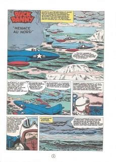 Extrait de Buck Danny -16e1977- Menace au nord