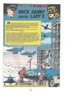 Extrait de Buck Danny -17c1976a- Buck Danny contre Lady X