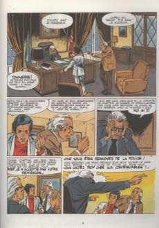 Extrait de Les casseurs - Al & Brock -2'- Sabotage à Fort-Tempest