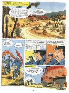 Extrait de Les casseurs - Al & Brock -3- Opération Mammouth