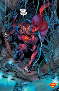 Extrait de Superman Unchained (2013) -7- Out of Time