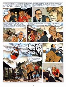 Extrait de Les casseurs - Al & Brock -9- Train d'enfer