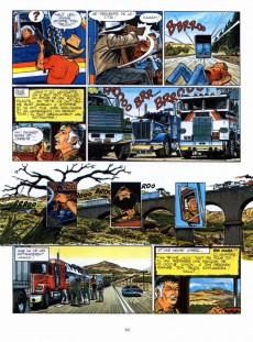 Extrait de Les casseurs - Al & Brock -10- Big Mama