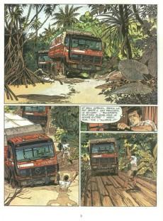 Extrait de Les casseurs - Al & Brock -14- Le convoi maudit