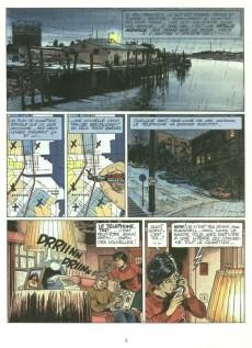 Extrait de Les casseurs - Al & Brock -16- L'heure du requin