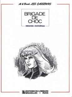 Extrait de Les casseurs - Al & Brock -17- Brigade de choc