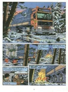 Extrait de Les casseurs - Al & Brock -18- Dérapage à l'Est