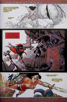 Extrait de Batwoman -3- L'Élite de ce monde