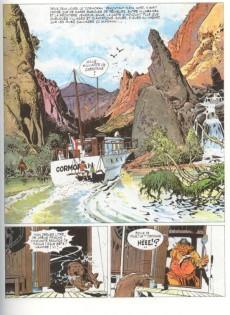 Extrait de Bernard Prince -8a1977- La flamme verte du conquistador