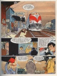 Extrait de Bernard Prince -13a1980- Le port des fous