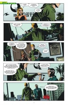 Extrait de Green Arrow (DC Renaissance) -1- Machine à tuer