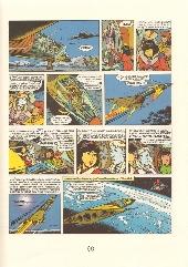 Extrait de Yoko Tsuno -6a1979- Les 3 soleils de Vinéa