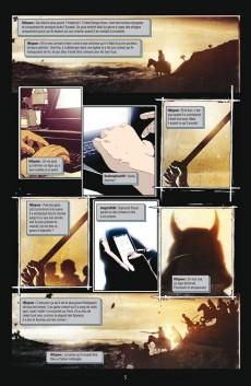 Extrait de Spawn - La Saga infernale -6- Le Sauveur