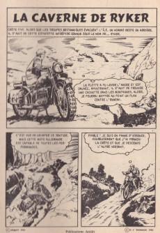 Extrait de Feu -33- La caverne de Ryker