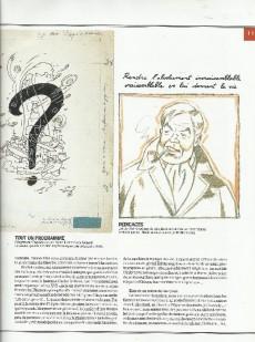Extrait de Blake et Mortimer (Divers) -15- Les Personnages de Blake et Mortimer dans l'Histoire