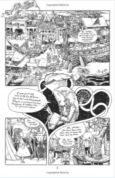 Extrait de Cursed Pirate Girl (2009) -INT01a- Cursed Pirate Girl - Collected Edition Hardcover