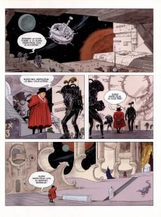 Extrait de Piranese -1- La planète prison