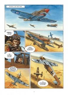 Extrait de Le faucon du désert -1a- Martuba airfield