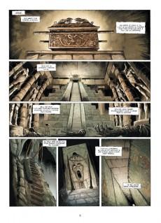 Extrait de Templier -3- Dans les mains de Lucifer