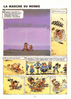 Extrait de Le petit Spirou -11- Tu ne s'ras jamais grand !