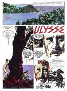 Extrait de La découverte du monde en bandes dessinées -1- De l'Atlantique à l'Inde - Ulysse et Alexandre Le Grand