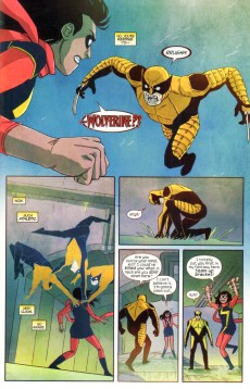 Extrait de Ms. Marvel (Marvel comics - 2014) -6- Healing Factor