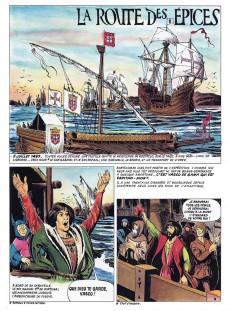 Extrait de La découverte du monde en bandes dessinées -5- Vasco de Gama