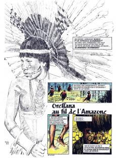 Extrait de La découverte du monde en bandes dessinées -8- Au fil de l'Amazone