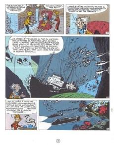 Extrait de Spirou et Fantasio -17e85- Spirou et les hommes-bulles