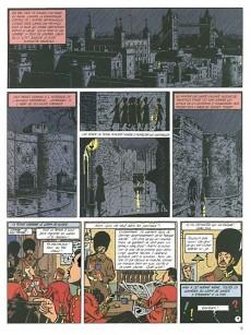 Extrait de Blake et Mortimer (Les Aventures de) -6b1990- La Marque Jaune