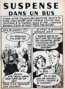 Extrait de Frimoussette -24- Suspense dans un bus