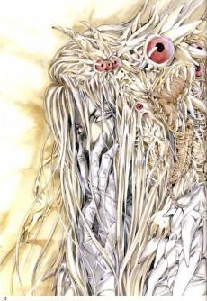 Extrait de Angel Sanctuary Artbooks -2- Lost Angel