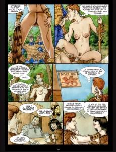 Extrait de Orgies barbares -2- Orgies barbares II