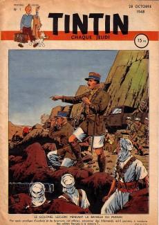Extrait de (Recueil) Tintin (Album du journal - Édition française) -1- Recueil N°1