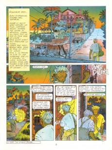 Extrait de Adler -8- Les maudits